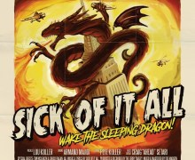 """Sick Of It All """"Inner Vision"""" New Song/Lyric Video/Album 2018"""