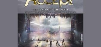 """Accept """"Ball to the Wall"""" @ Wacken 2017 10″ Vinyl Announced"""