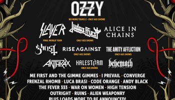 Exit 111 Festival Schedule Is Out Now – Tickets – Anthrax