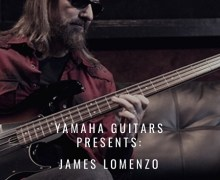 James Lomenzo @ Sam Ash in Forest Hills, NY – Yamaha BB Series Bass – Directions – Opportunity