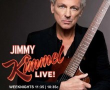 Lindsey Buckingham on Jimmy Kimmel Live 2018 – New Album/Song