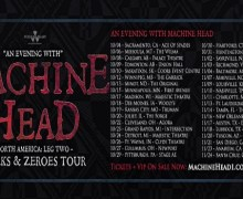 Machine Head Farewell Tour 2018 – Dates/Tickets