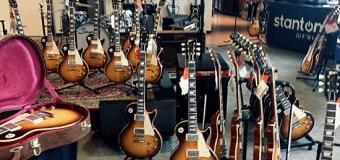 Joe Perry Signature Gibson Les Paul Goldtop Coming Soon
