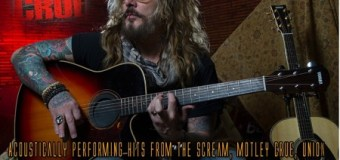 John Corabi Acoustic Gigs in Kansas City, Branson & High Ridge, MO – Missouri