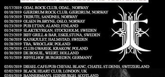 John Corabi 2019 European/UK Tour Dates Announced – Norway, Finland, Sweden, Germany, Poland