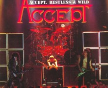 "Accept: Wolf Hoffmann Talks ""Fast as a Shark"" Intro + Official VIDEO from Restless & Wild"