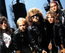 Kurdt Vanderhoof Talks Metal Church 'The Dark' Album, David Wayne