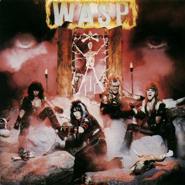 W.A.S.P. - Randy Piper Talks 1984 Self-titled Debut Album, Mike Varney, Capitol Records