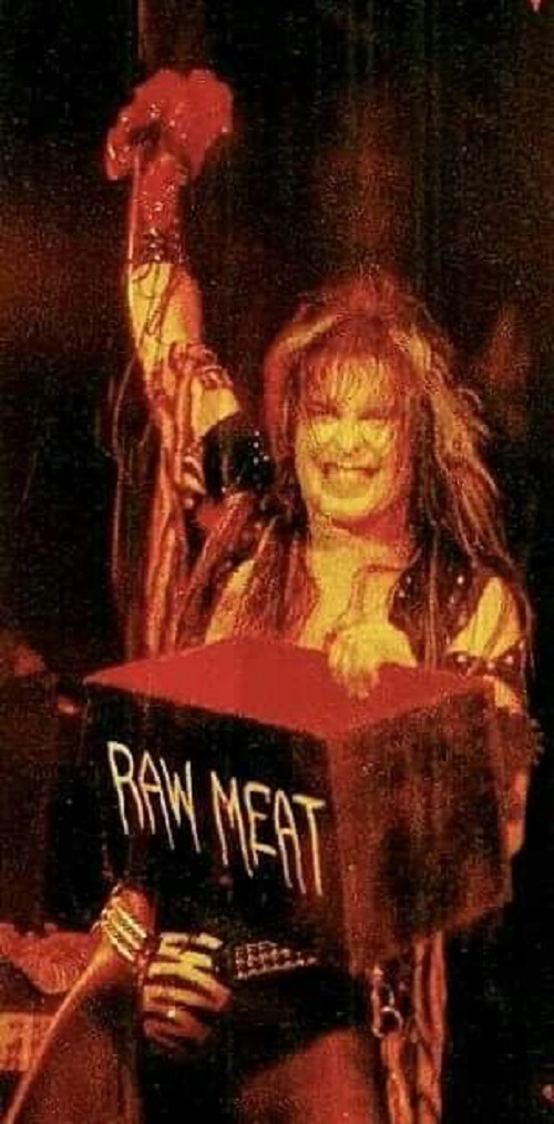 Randy Piper Talks W.A.S.P. Tour, Blackie Lawless Drinking Blood + Meat, The Last Command - VIDEO Excerpt