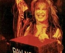Randy Piper Talks W.A.S.P. Tour, Blackie Lawless Drinking Blood + Meat, The Last Command – VIDEO Excerpt