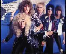 Pete Holmes on Black 'n Blue 'Without Love' Daze 1985 – Bob Rock (Motley Crue, Metallica), Bon Jovi, Fairbairn