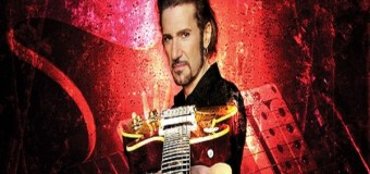 """KISS: Bruce Kulick Plays """"Tears Are Falling"""" on Gibson '53 Les Paul ('59 conversion) -> Fender Super Champ XD"""