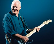 David Gilmour Guitar Auction – Black Strat – The Gilmour Guitars Exhibition – Pink Floyd
