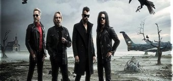Deadland Ritual New Song Premiere – Featuring Geezer Butler, Matt Sorum, Steve Stevens