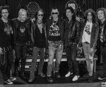 "Alice Cooper, ""1 new album? 2 new albums?"" Hollywood Vampires 2019"