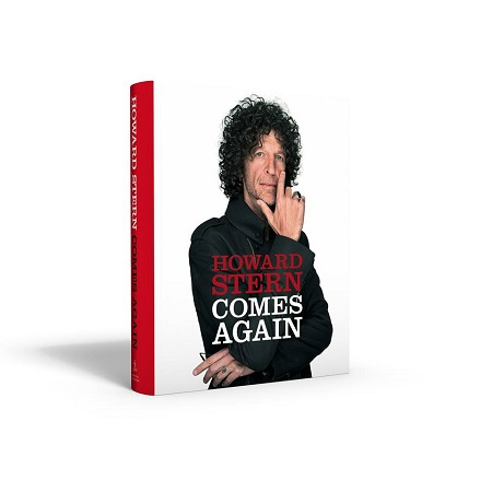 Howard Stern Comes Again - New 2019 Book Announced