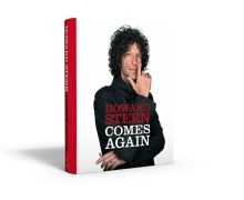 Howard Stern Comes Again – New 2019 Book