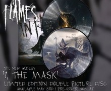 In Flames 'I, The Mask' Limited Edition (LP-Vinyl) Double Picture Disc Announced