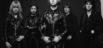 Judas Priest: K.K. Downing Talks About Recording 'British Steel' – Excerpt – Breaking the Law, Living After Midnight