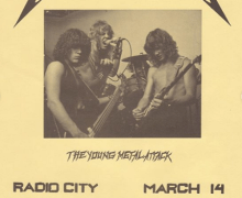 Lars Ulrich Talks Metallica's First Gig Ever on March 14, 1982