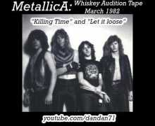"Ron McGovney, ""Very early Metallica demo…before we recorded No Life til Leather"""