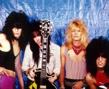 Early Mötley Crüe Photographer Don Adkins Talks 'Too Fast for Love' Days – full in bloom Interview
