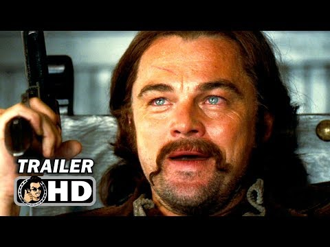 'Once Upon a Time in Hollywood' Official Trailer Premiere 2019 - Quentin Tarantino, Leonardo DiCaprio, Brad Pitt