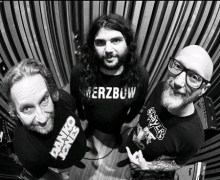 """Sacred Reich, """"Working with Arthur Rizk on this record was a killer experience"""" – 2019"""