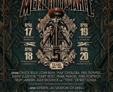 Metal Allegiance / Murder in the Front Row @ The Fillmore in San Francisco – Tickets