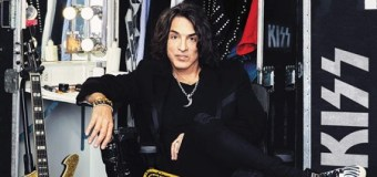 Paul Stanley Reveals 1st Week Book Sales – Backstage Pass – Purchase