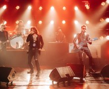 Rival Sons on James Corden – The Late Late Show – VIDEO – Listen