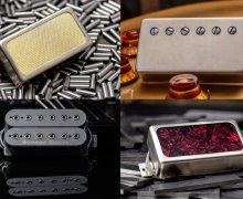Opportunity:  Win Seymour Duncan Guitar Pickups