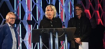 "Triumph, ""Amazing to have Received Canadian Music Week's Legends of Live Award"""