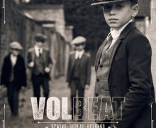 "Volbeat NEW ALBUM 2019 / Tour – 'Rewind, Replay, Rebound' – Song ""Leviathan"""