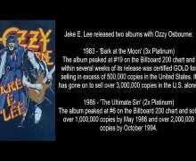 Greg Chaisson Talks Jake E. Lee, Ozzy & Badlands – full in bloom Interview Excerpt