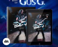 Gus G – Guitar Tab Books OUT NOW – Best of & Firewind / Immortals