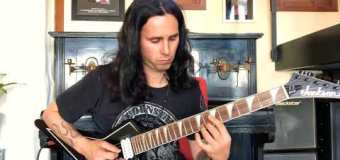 Gus G – A Different Approach to Arpeggios – Guitar Lesson – VIDEO
