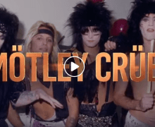 Mötley Crüe 'Breaking the Band' on Reelz Not Authorized Says Nikki Sixx