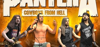 Pantera 'Cowboys from Hell' Statues via KnuckleBonz – VIDEO
