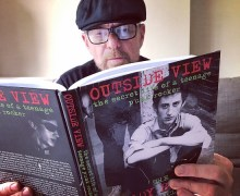 Andy Blade 'Outside View: the Secret Life of a Teenage Punk Rocker'