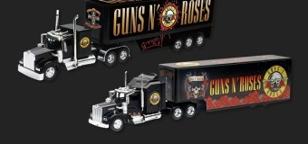 Guns N' Roses:  New Collectible GNR Trucks
