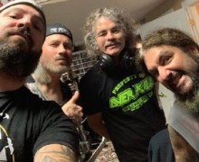 "Made in America: Mike Portnoy, Bobby ""Blitz"" Ellsworth, Phil Demmel, Mark Menghi – ""Working On Something Very Kewl"""