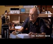 Rupert Neve Unboxing His Own Rupert Neve Bobblehead