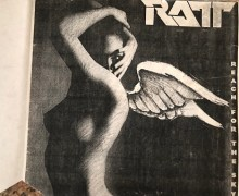 "Stephen Pearcy, ""Option For The RATT 'Reach For The Sky' Cover Art"""