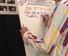 The Rolling Stones Philadelphia Setlist 2019 – Timelapse w/ Ronnie Wood