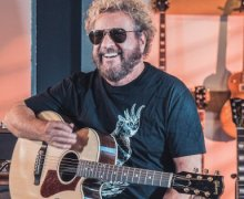 Sammy Hagar w/ Jason Bonham, Kenny Aronoff, Sheila E. on Rock & Roll Road Trip – Video