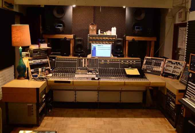 Sonic Youth's Neve Console For Sale – A10047 Custom 51