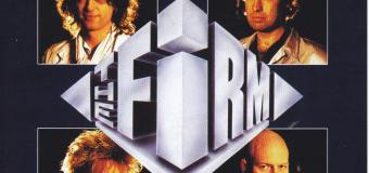 """The Firm Album w/ Jimmy Page & Paul Rodgers """"Closer"""" & """"You've Lost"""" via Tony Franklin Interview Excerpt"""