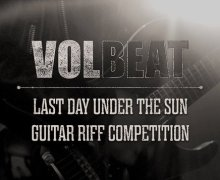 Volbeat Guitar Riff Competition