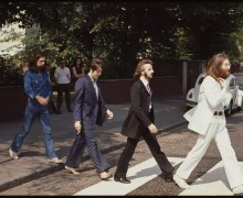"Paul McCartney, ""Photo Shoot For The Beatles Abbey Road Album Cover"" – Revisited"